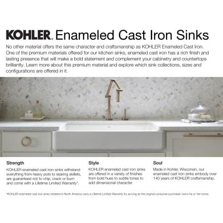 Kohler k-6626-6U