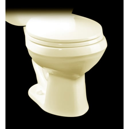 Miraculous Proflo Pf1201Bo Bone Elongated Toilet Bowl Only With 12 Machost Co Dining Chair Design Ideas Machostcouk