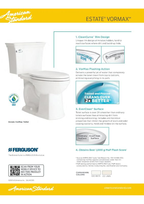 Faucet Com 207aa 104 020 In White By American Standard