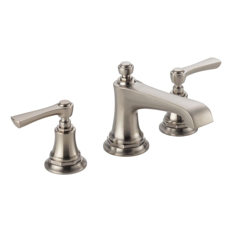 Faucet.com | 65360LF-NKLHP in Luxe Nickel by Brizo