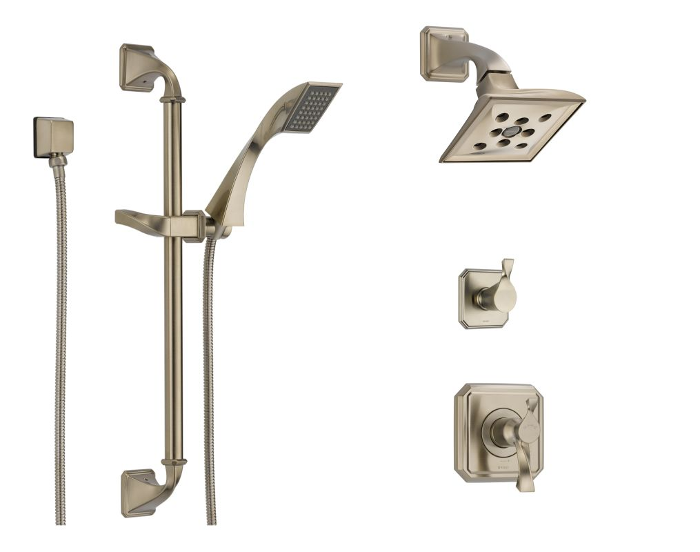Faucet.com | BV845-BN in Brilliance Brushed Nickel by Brizo