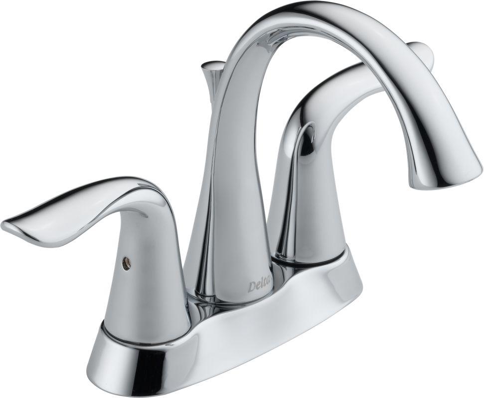 Bathroom Faucet Hardware faucet | 2538-ssmpu-dst in brilliance stainlessdelta
