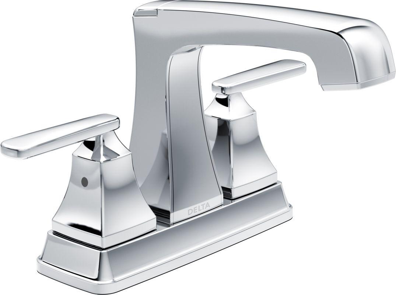 Bathroom Faucet Chrome faucet | 2564-tp-dst in chromedelta
