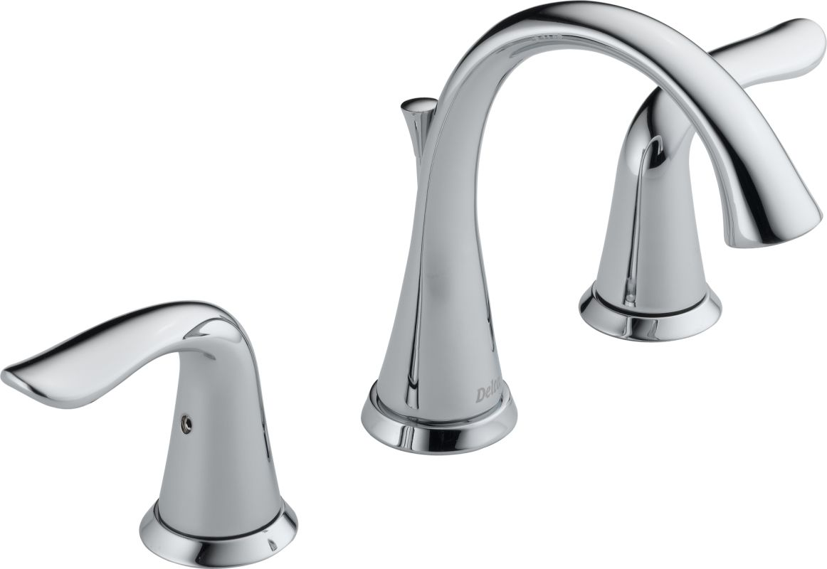 Bathroom Faucets Lifetime Warranty faucet | 3538-mpu-dst in chromedelta