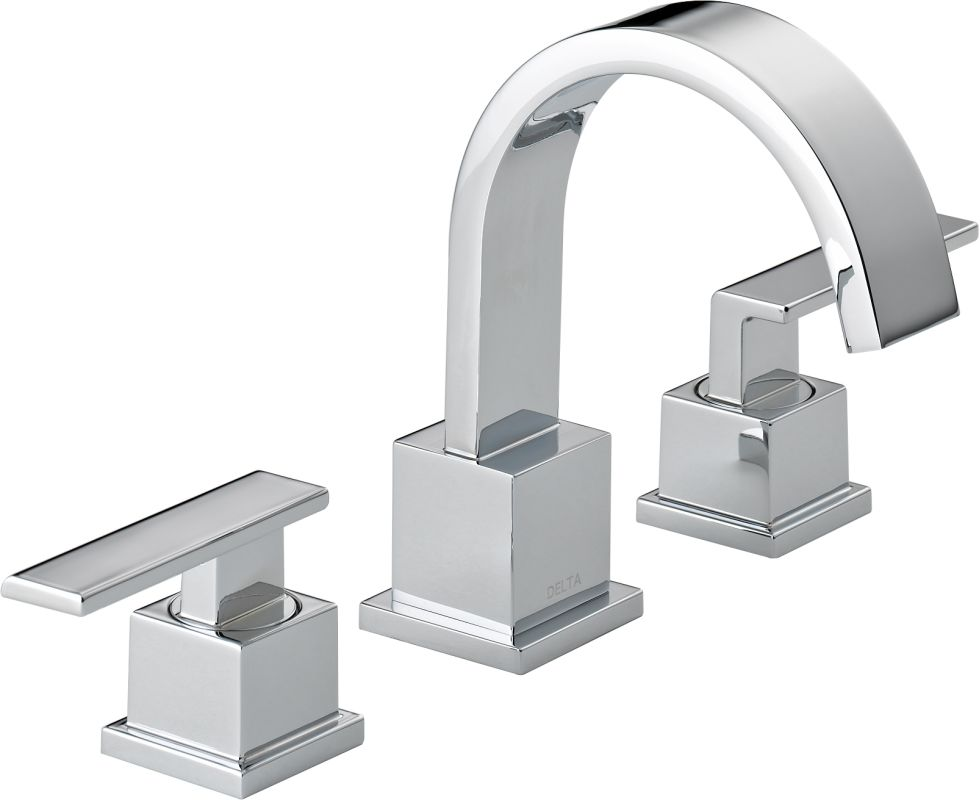 Bathroom Faucets Lifetime Warranty faucet | 3553lf in chromedelta