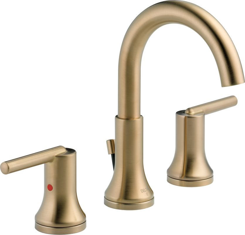Faucet.com | 3559-CZMPU-DST in Champagne Bronze by Delta