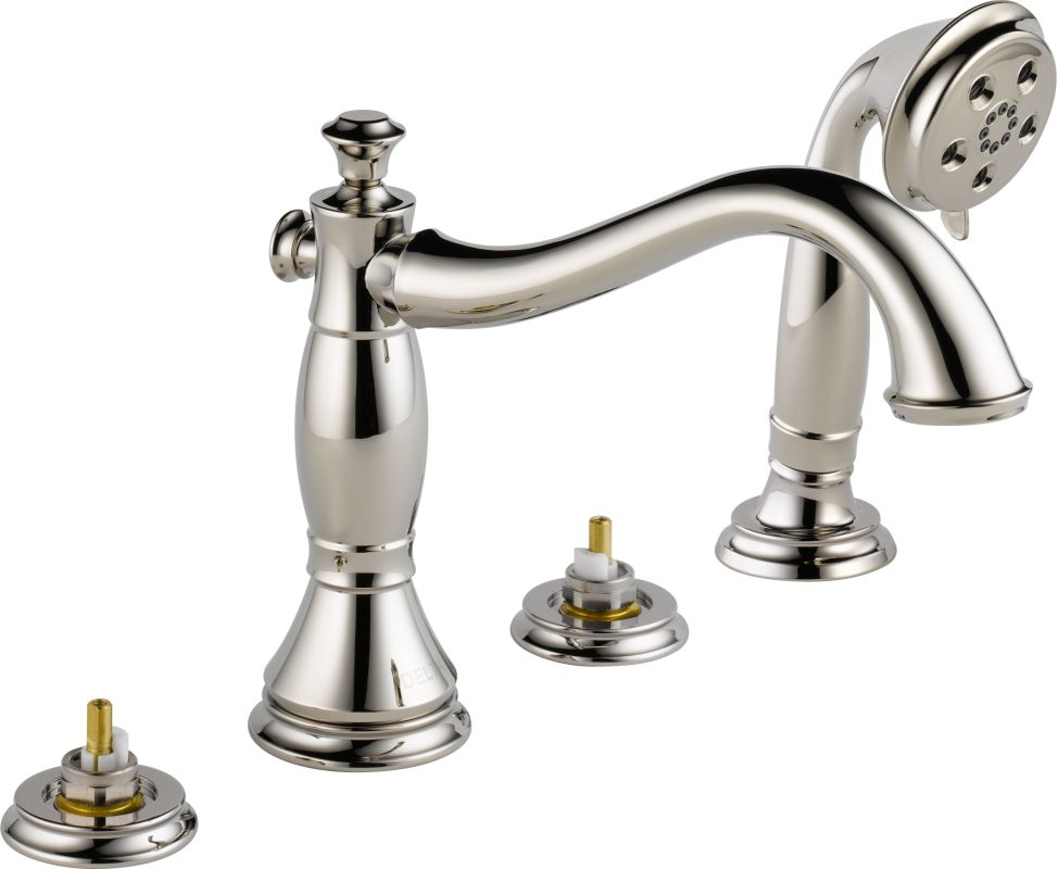 Faucet.com | T4797-PNLHP in Brilliance Polished Nickel by Delta