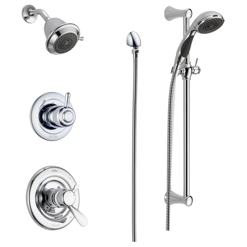 Faucet Com Innovations Monitor 17 Series Shower System