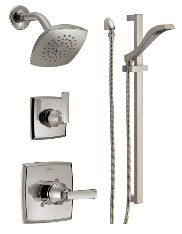 Faucet.com | DSS-Ashlyn-1401-SS in Brilliance Stainless by Delta