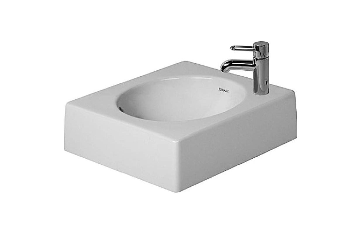 Duravit Bathroom Sink Faucetcom 0320420000 In White By Duravit
