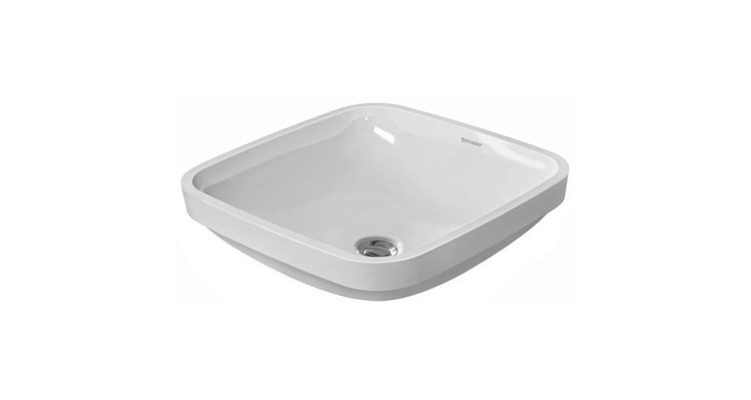 Duravit Bathroom Sink Faucetcom 0373370000 In White By Duravit