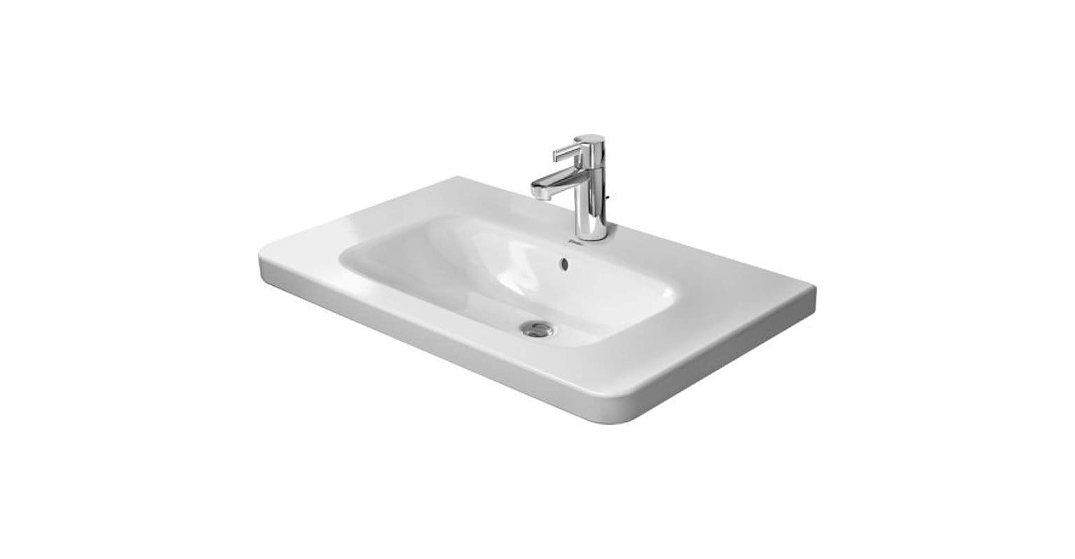 Duravit Bathroom Sink Faucetcom 2320800000 In White By Duravit
