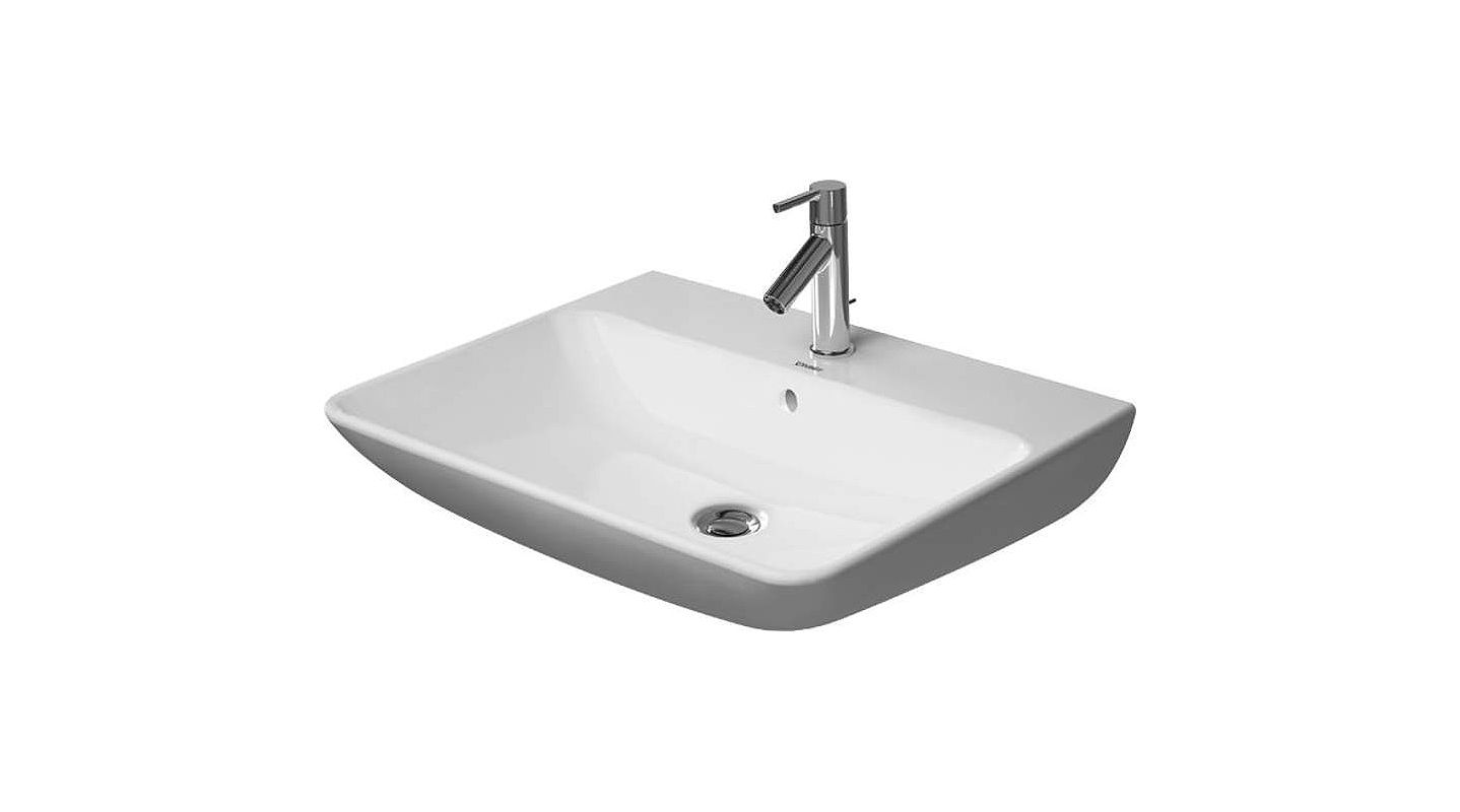 Duravit Bathroom Sink Faucetcom 2335650000 In White By Duravit