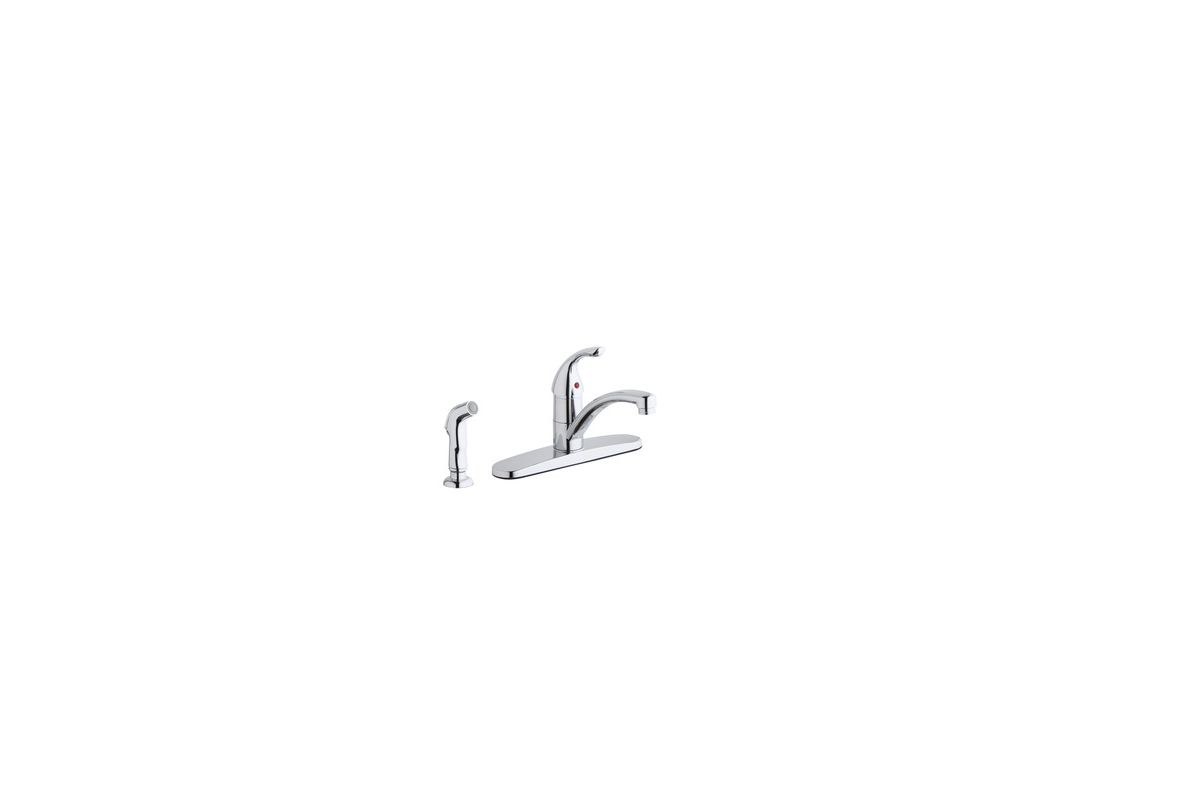 faucet com lk1001cr in chrome by elkay