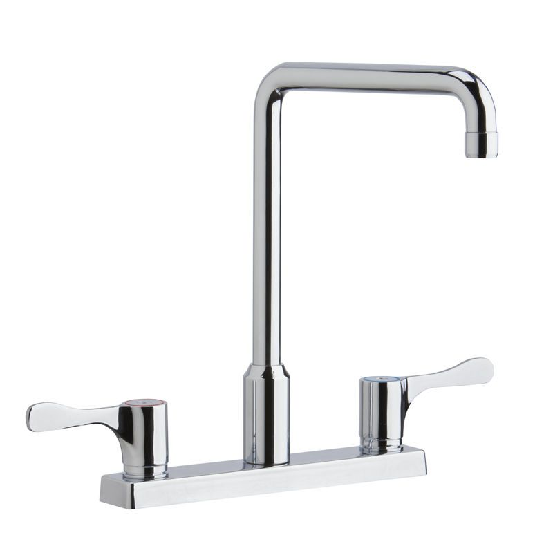 faucet com lkd2442bhc in chrome by elkay