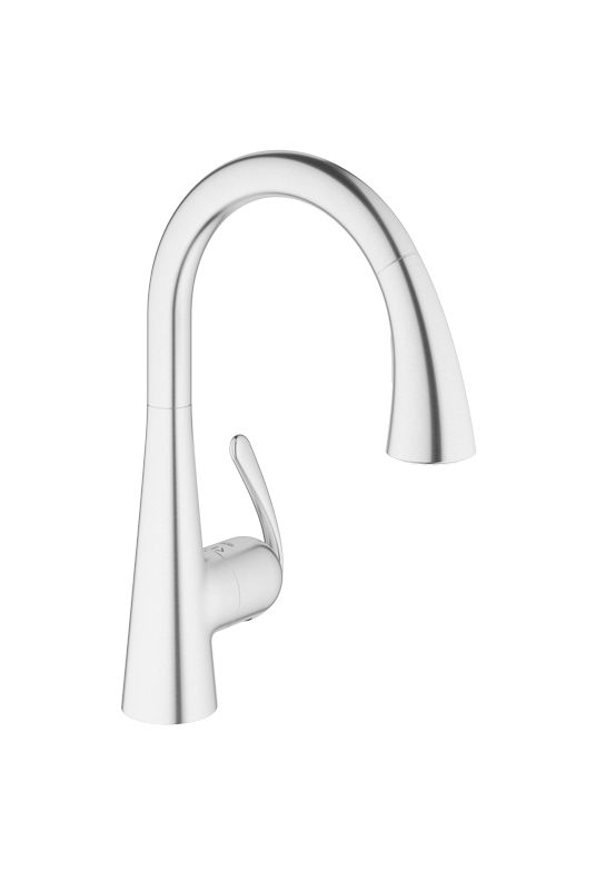 Faucet.Com | 32298Sd1 In Stainless Steel By Grohe