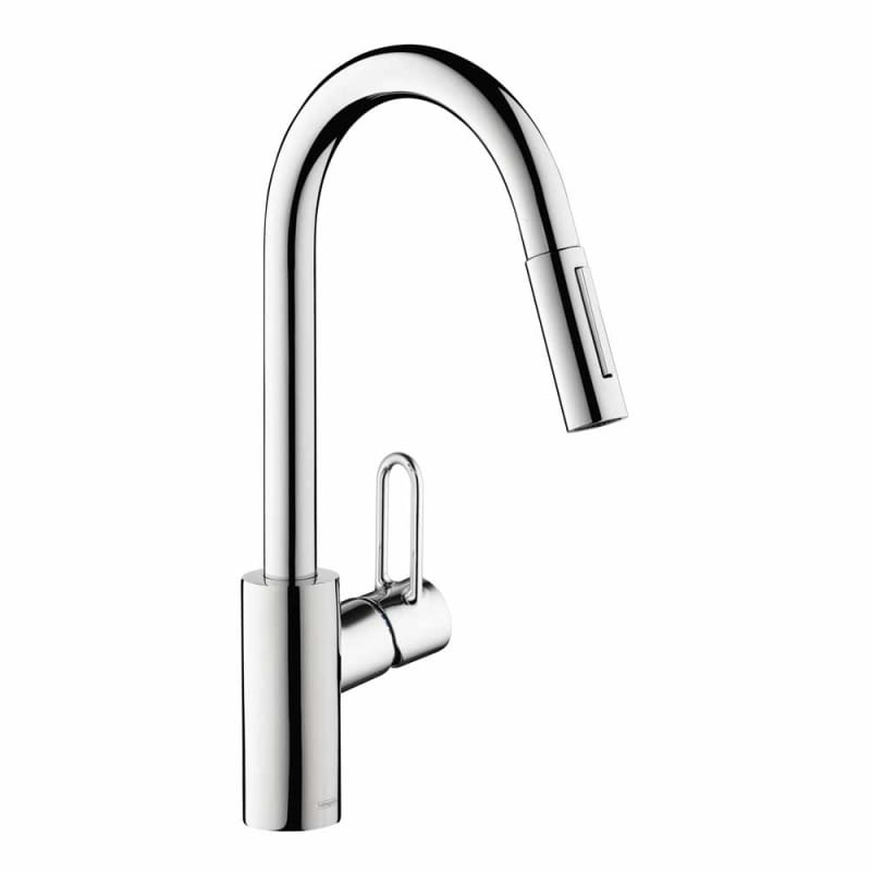 faucet 04701005 in chrome by hansgrohe