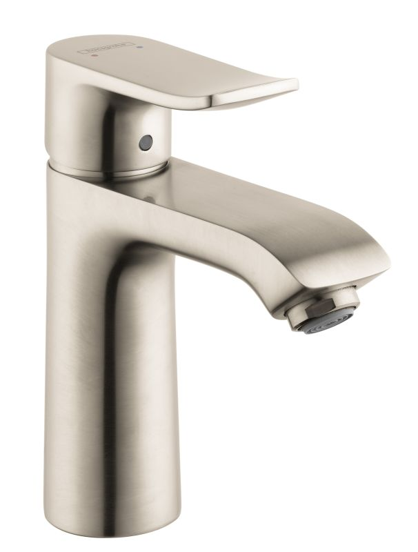 Bathroom Faucets Hansgrohe faucet | 31080821 in brushed nickelhansgrohe