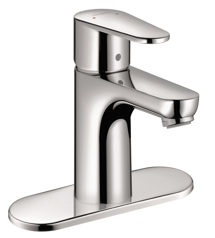 Bathroom Faucets Hansgrohe faucet | 31612821 in brushed nickelhansgrohe