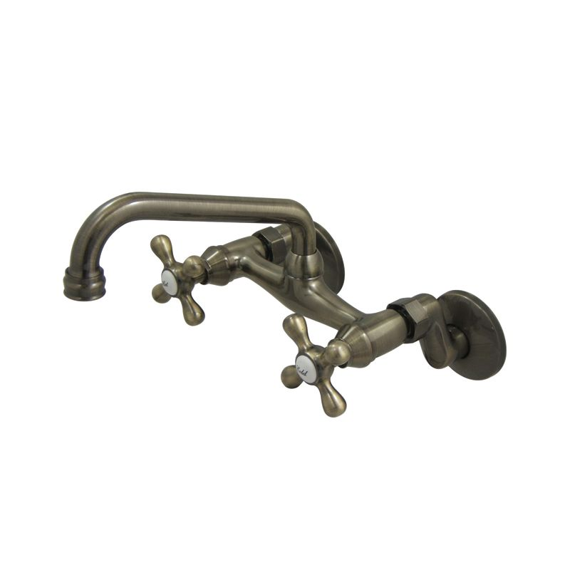 Faucet.com | KS213AB in Vintage Brass by Kingston Brass
