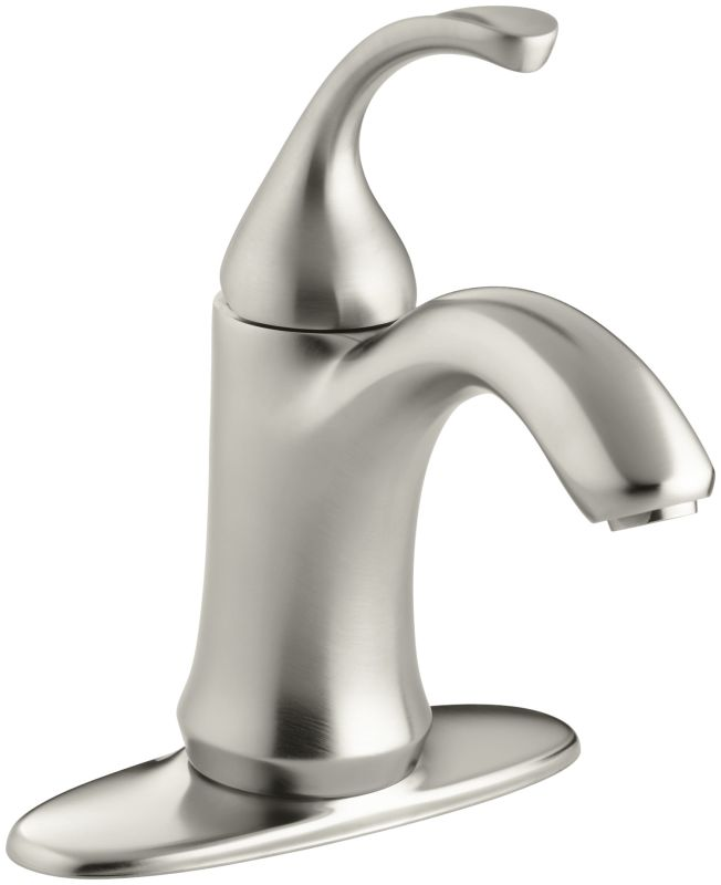 Faucet.com   K-10215-4-BN in Brushed Nickel by Kohler