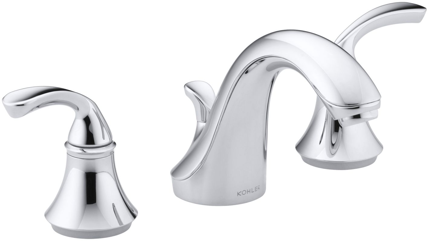 Faucet.com | K-10272-4-G in Brushed Chrome by Kohler
