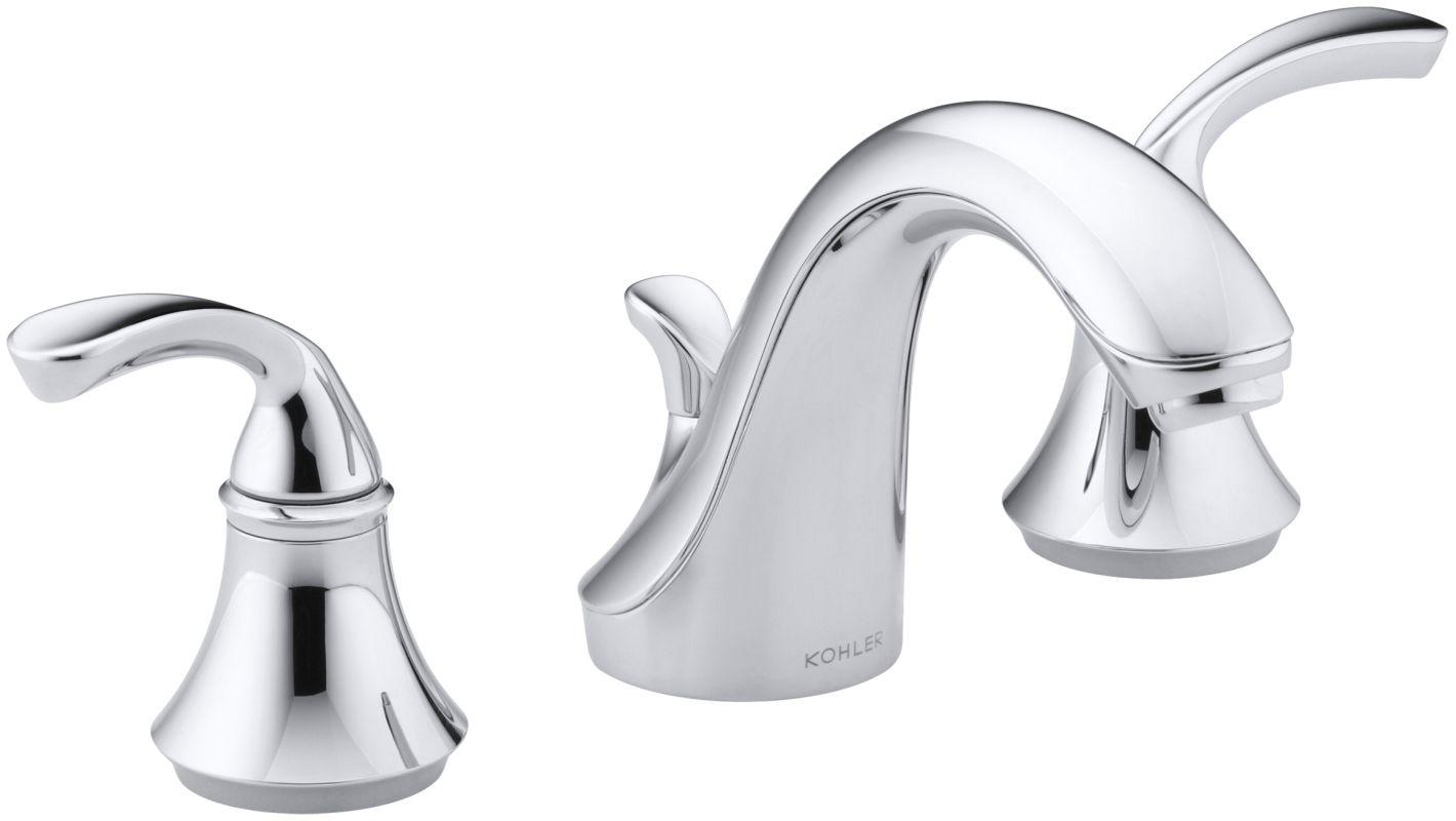 Bathroom Fixtures Kohler faucet | k-10272-4-g in brushed chromekohler