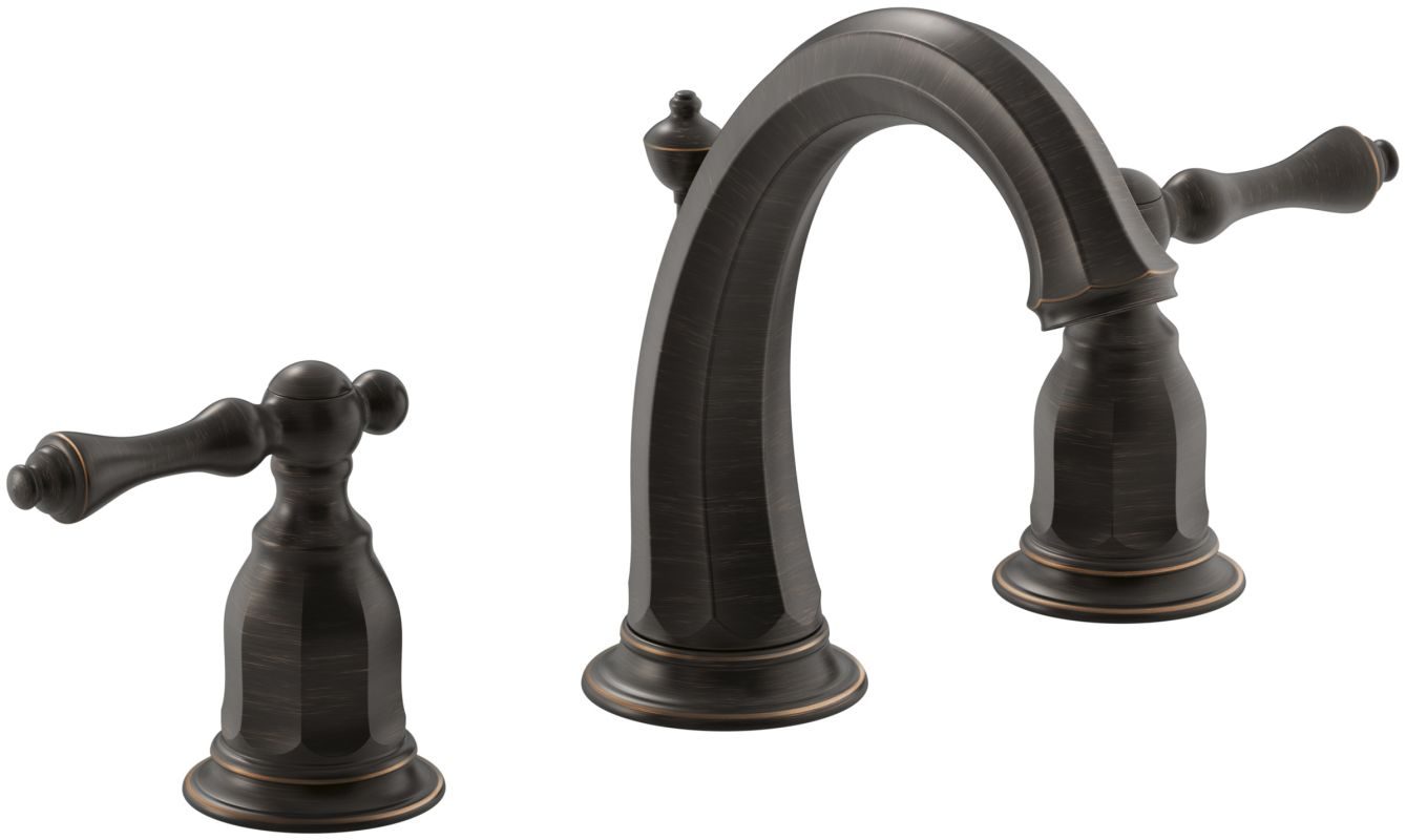 Bathroom Faucets In Oil Rubbed Bronze faucet | k-13491-4-2bz in oil rubbed bronze (2bz)kohler