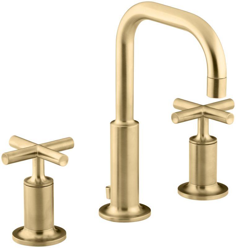 Bathroom Fixtures Kohler faucet | k-14406-3-bv in brushed bronzekohler
