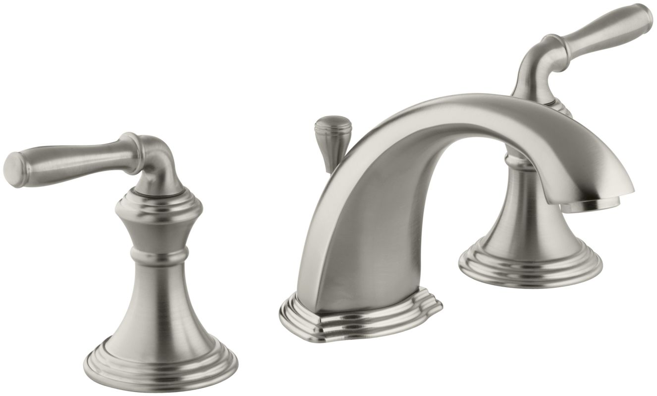 k 394 4 bn in brushed nickel by kohler