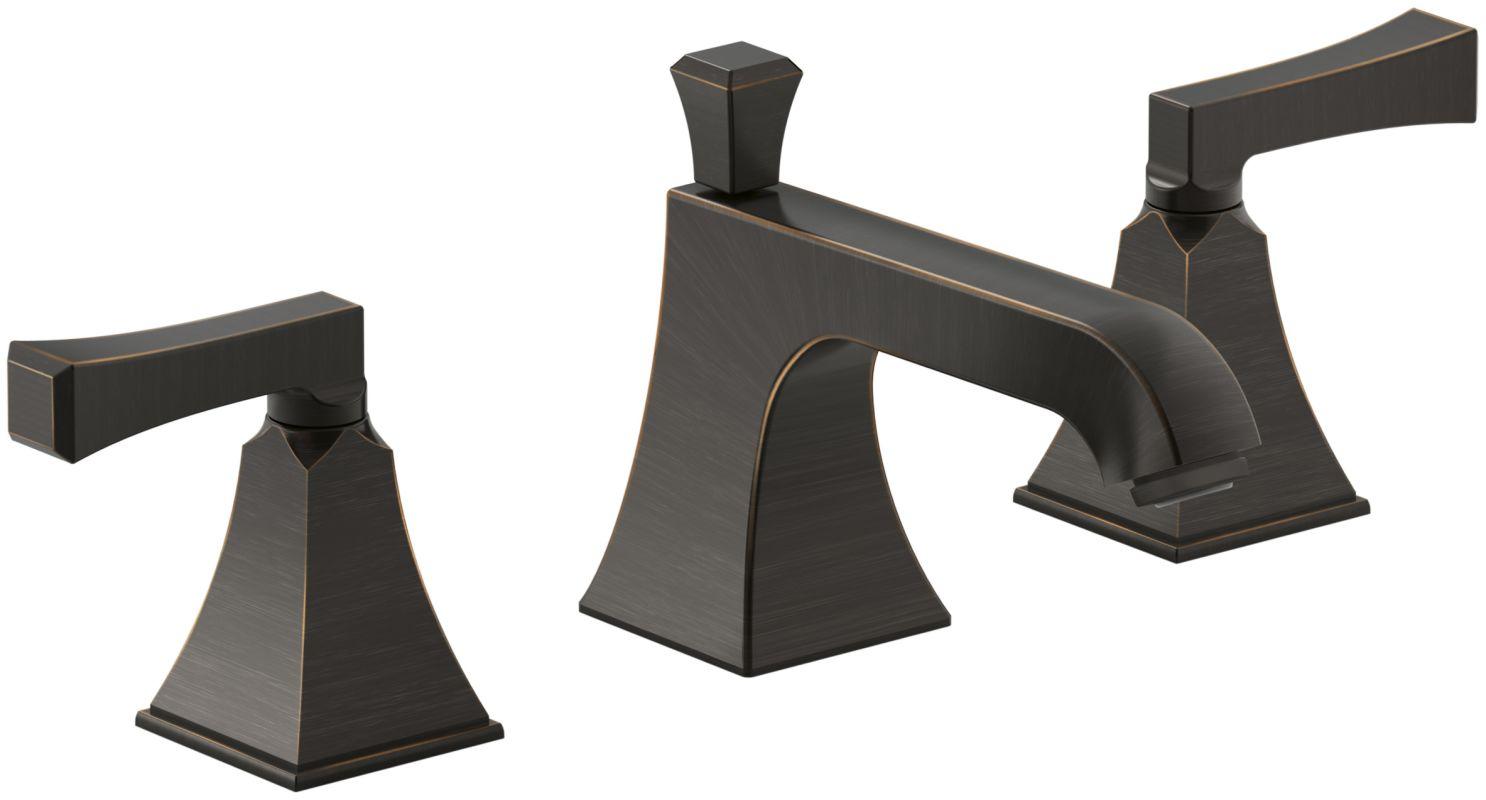 faucet com k 454 4v bv in brushed bronze by kohler