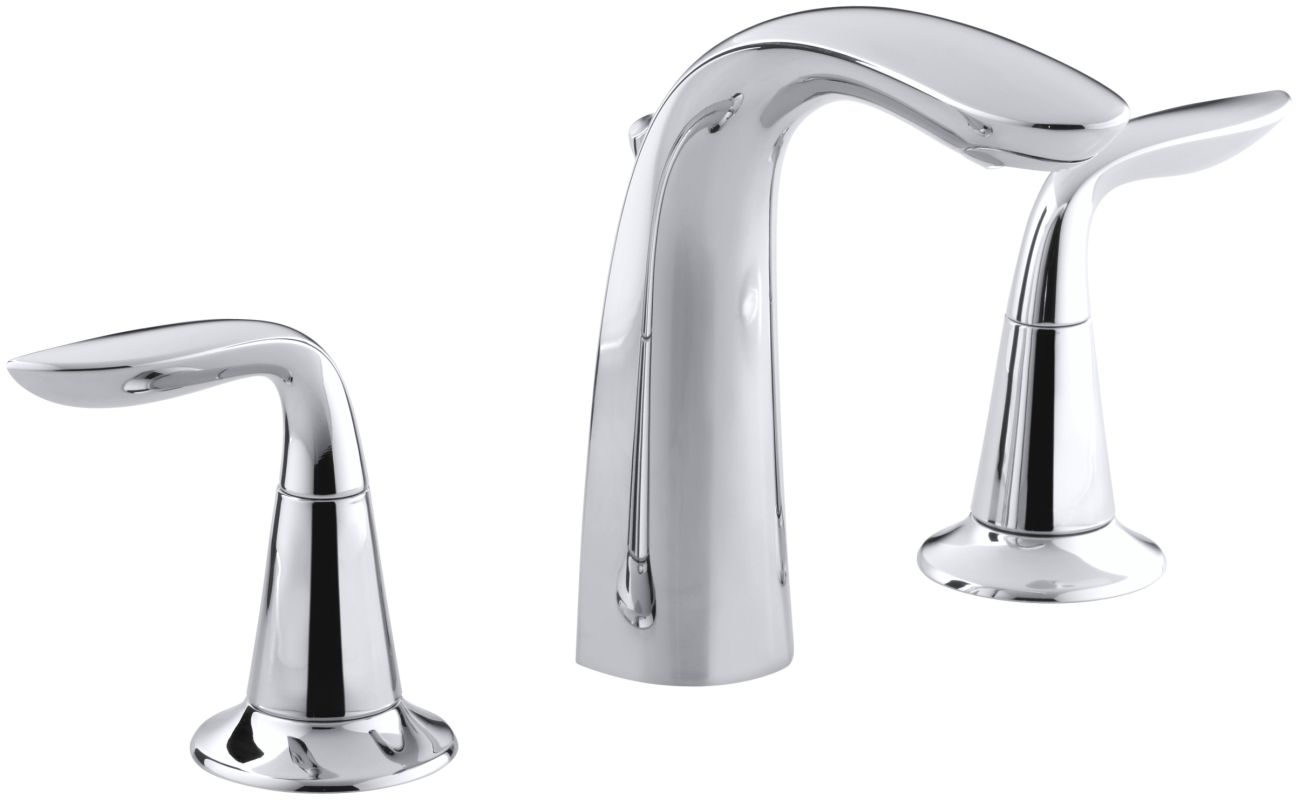 . Faucet com   K 5317 4 CP in Polished Chrome by Kohler