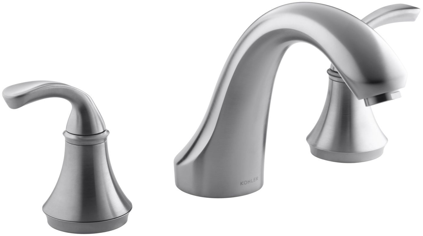 kohler roman tub faucet with hand shower.  Faucet com K T10278 4 G in Brushed Chrome by Kohler
