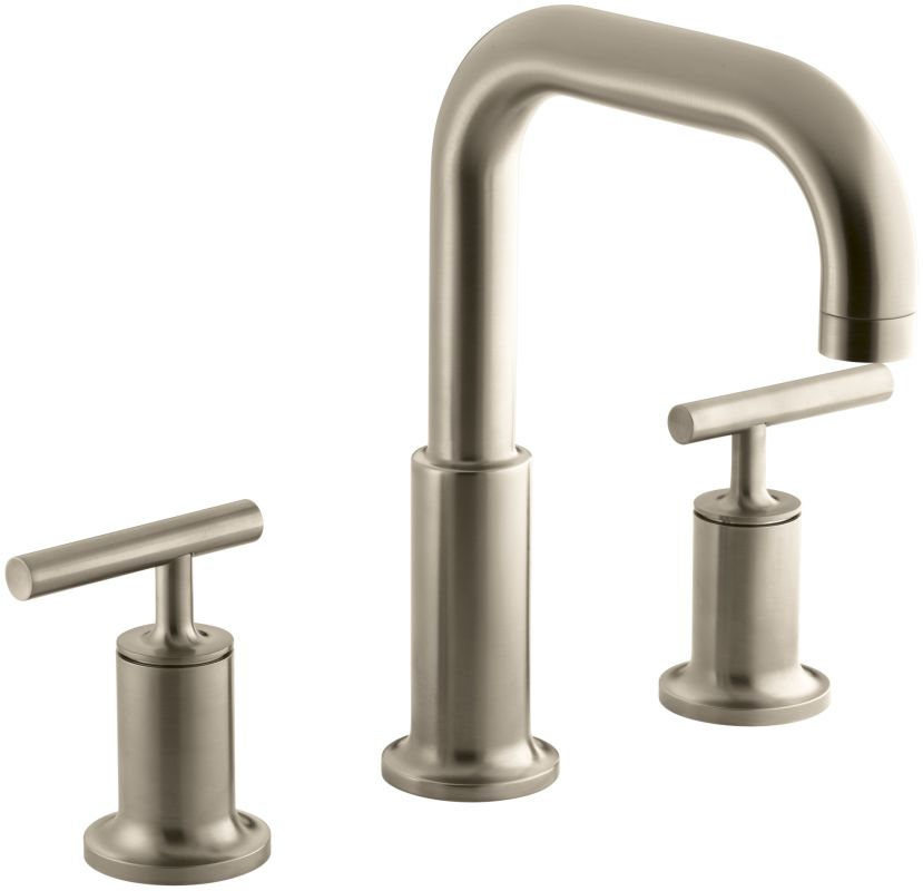 kohler roman tub faucet with hand shower.  Faucet com K T14428 4 BV in Brushed Bronze by Kohler