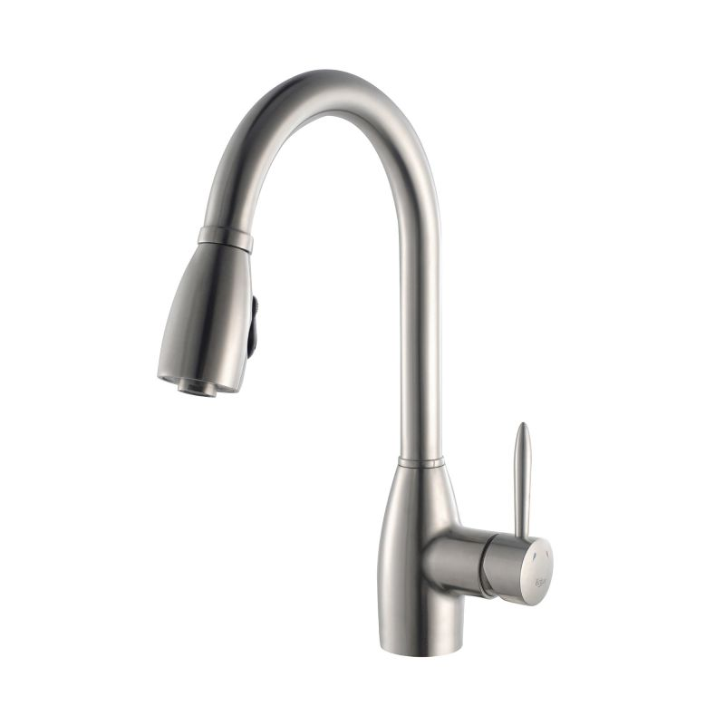 Faucet.com | KPF-2130 in Stainless Steel by Kraus