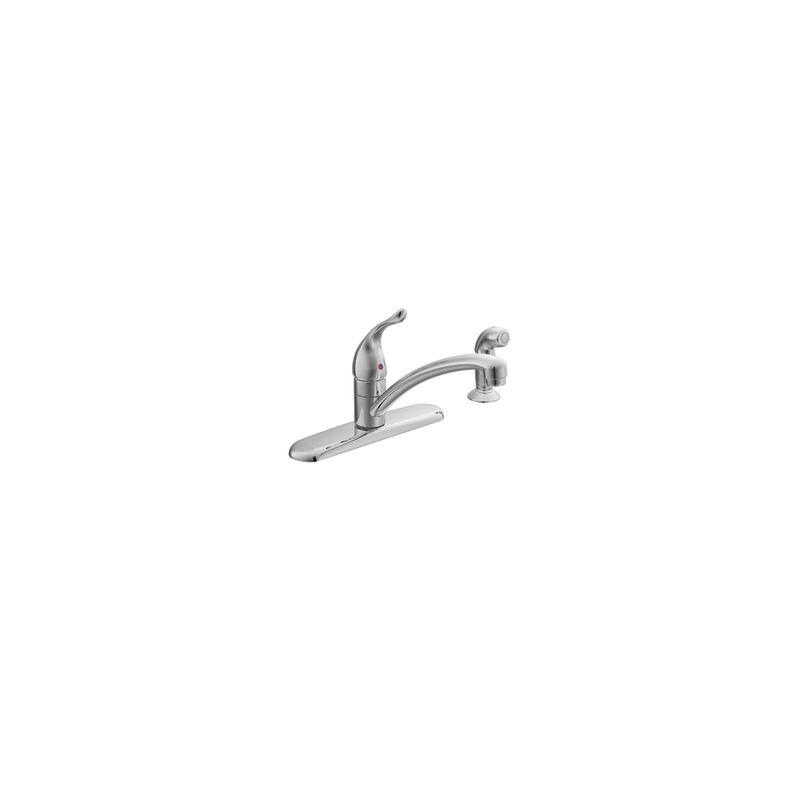 Moen Single Handle Kitchen Faucets faucet | 7430 in chromemoen