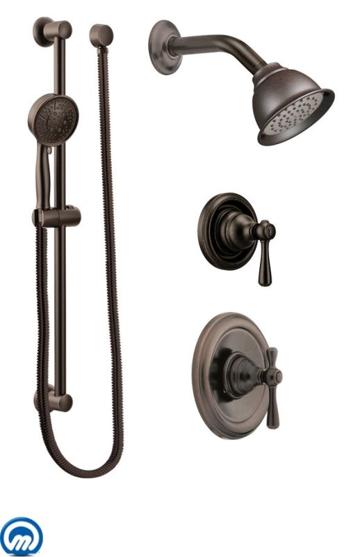 Faucet.com | 535ORB in Oil Rubbed Bronze by Moen