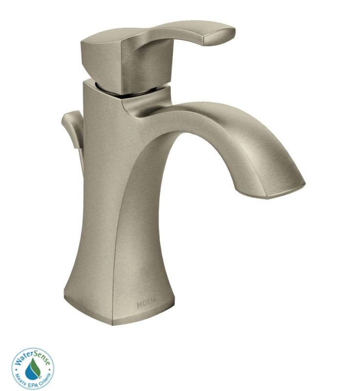 faucet com 6903bn in brushed nickel by moen