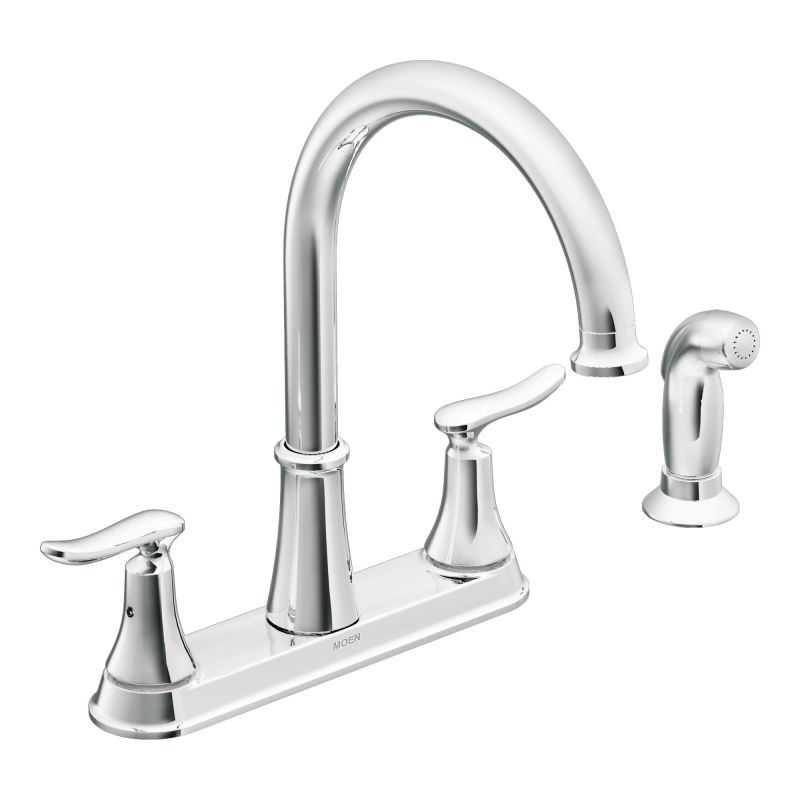 Faucet.com | CA87015 in Chrome by Moen
