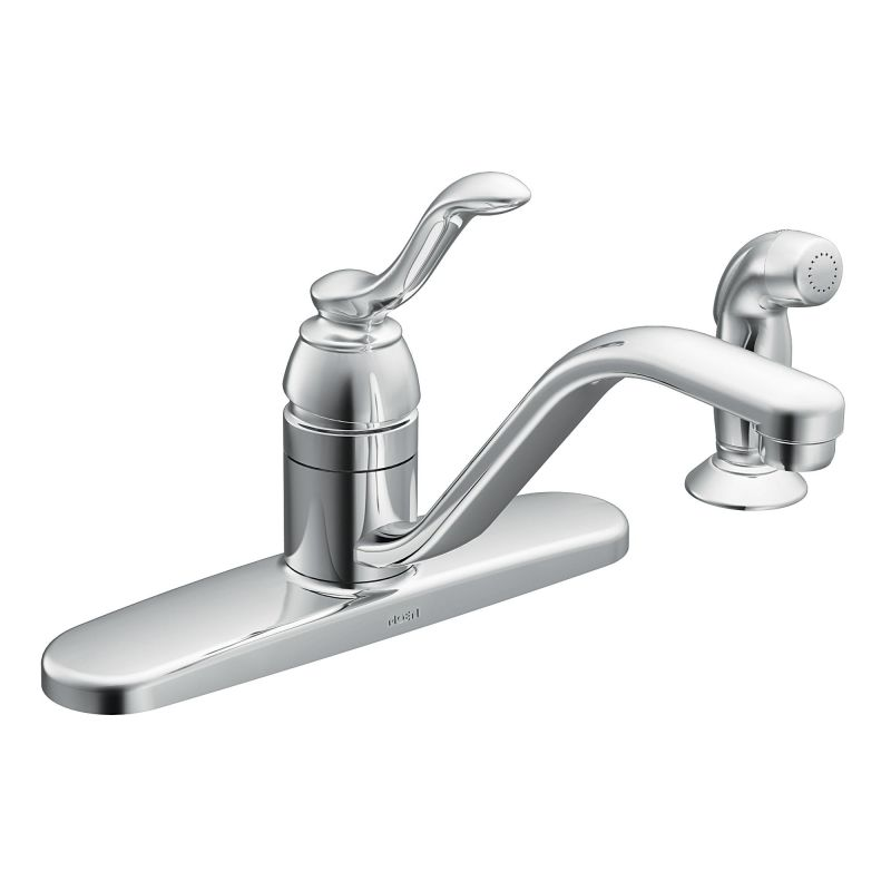 Faucet.Com | Ca87528 In Chrome By Moen