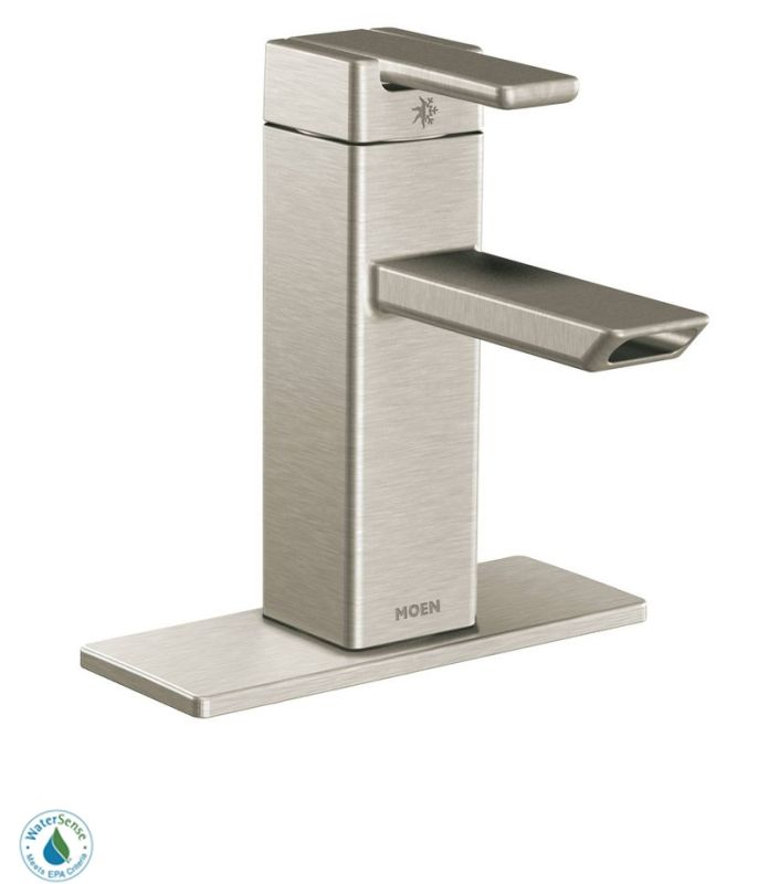 Faucet.com | S6700BN in Brushed Nickel by Moen