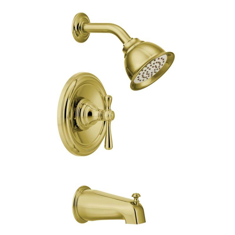 Bathroom Fixtures Ratings faucet | t3113bn in brushed nickelmoen