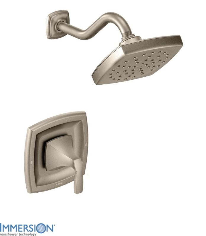 Faucet.com | T3692BN in Brushed Nickel by Moen