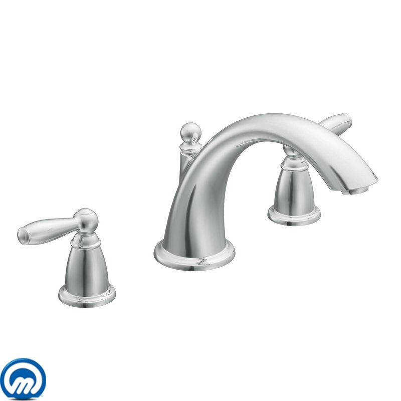 Faucet.com | T933 in Chrome by Moen