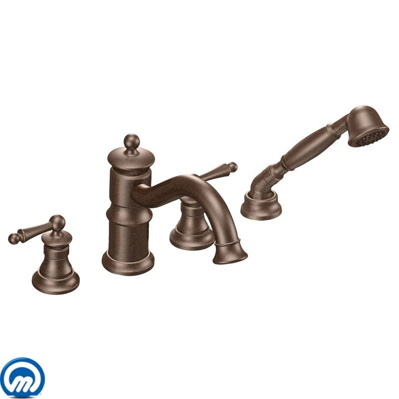Faucet.com   TS213ORB in Oil Rubbed Bronze by Moen
