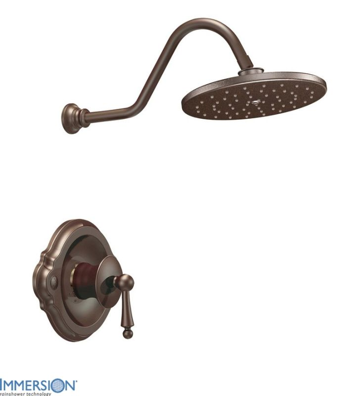 Faucetcom TS312ORB in Oil Rubbed Bronze by Moen