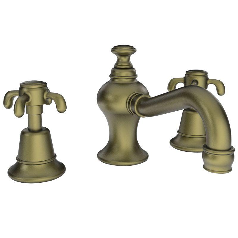 Bathroom Faucets Newport Brass faucet | 1680/06 in antique brassnewport brass
