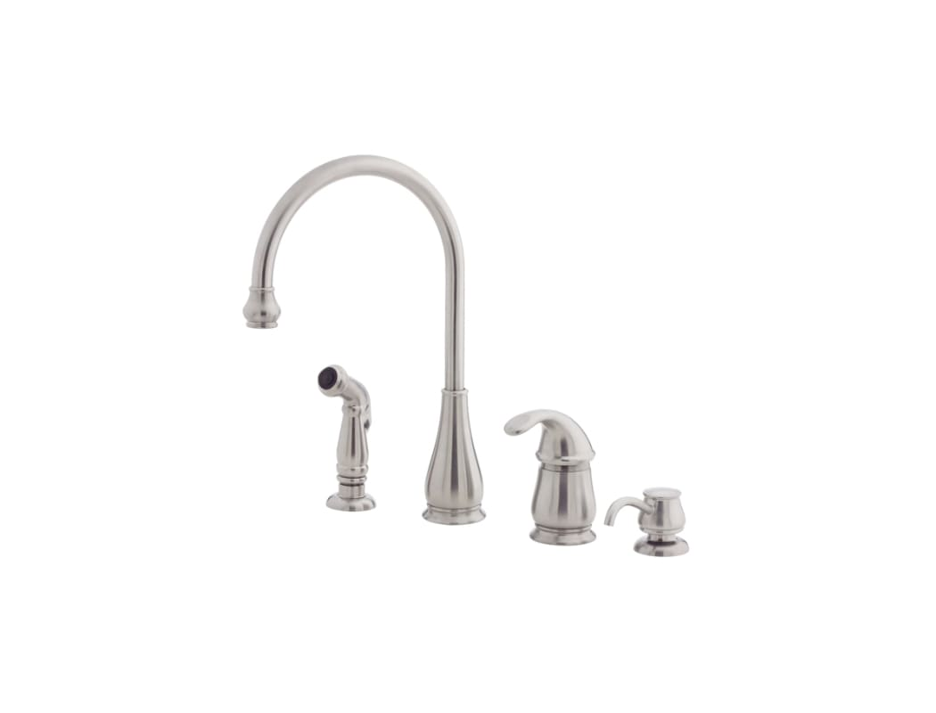 Faucet lg26 4dcc in polished chrome by pfister pooptronica