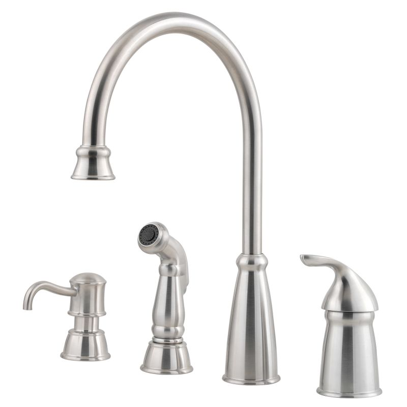 Faucet.com | GT26-4CBC in Polished Chrome by Pfister