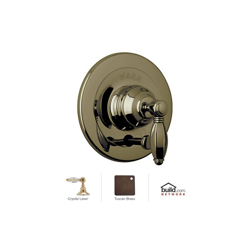 Faucet.com | A2400LCIB in Inca Brass by Rohl